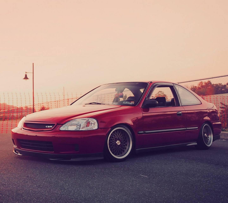 Honda Civic wide
