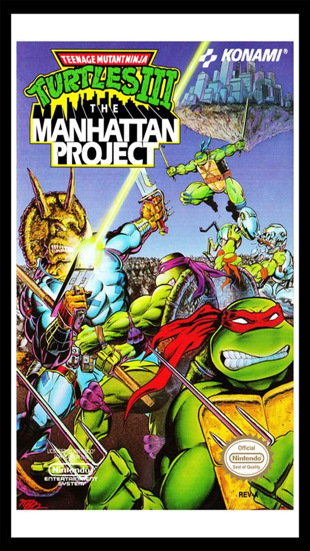 TMNT Manhattan
