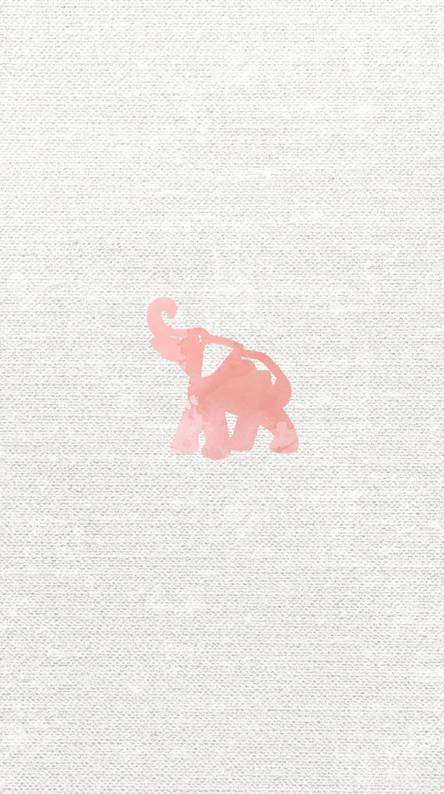 Coral Pink Elephant
