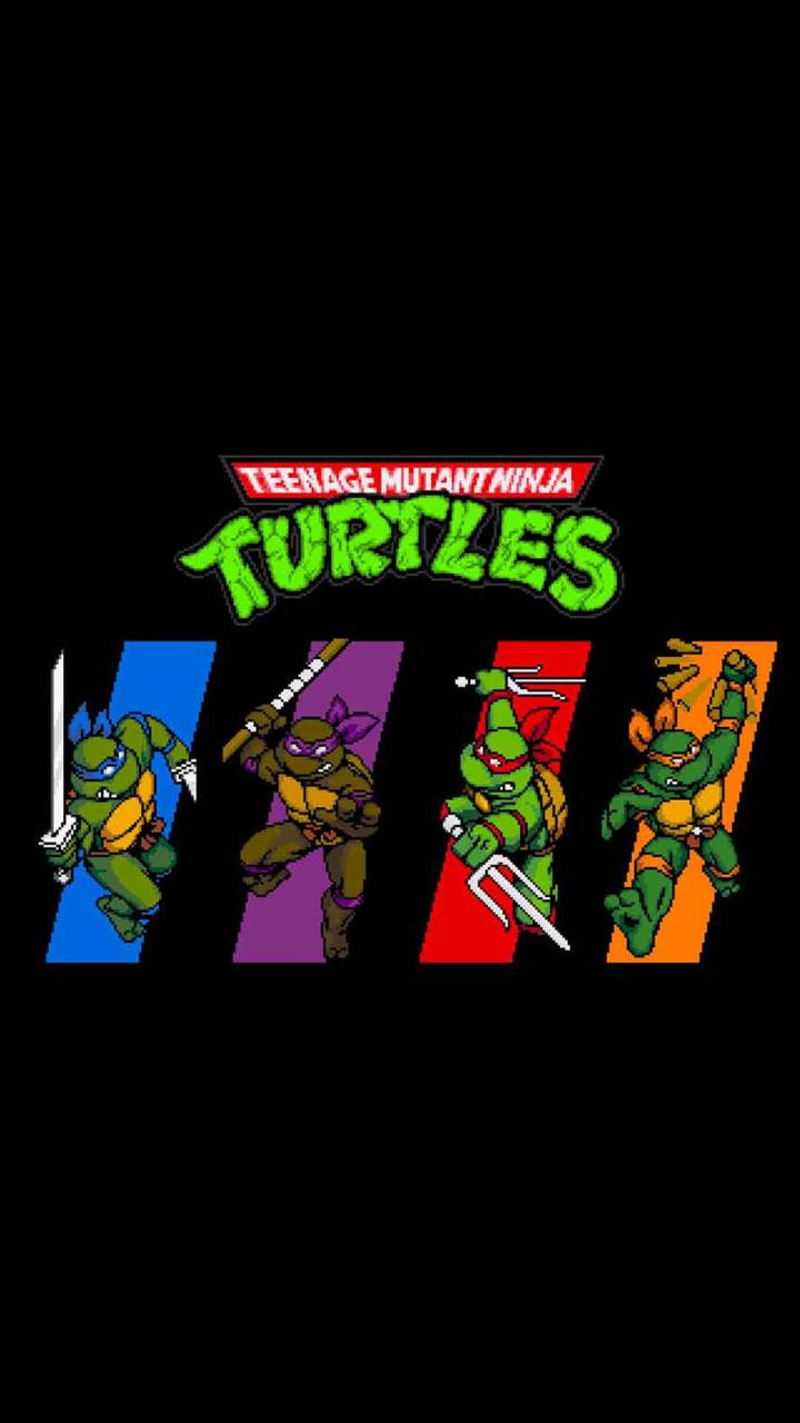 teenage turtles