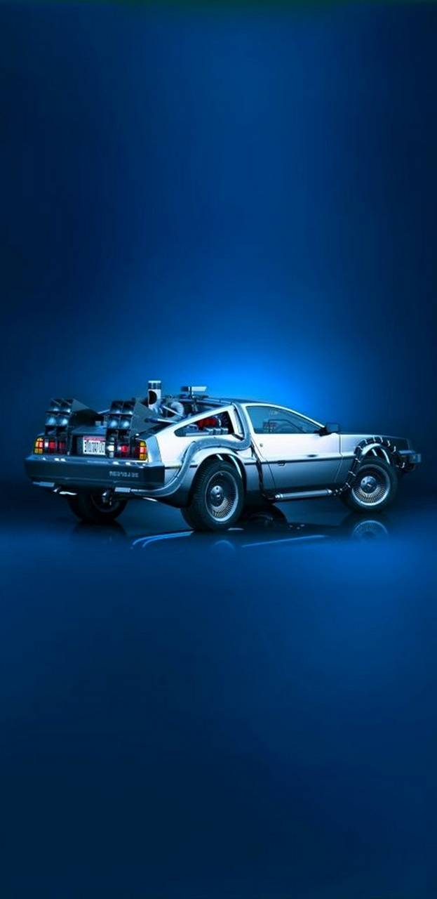 Back To The Future Wallpaper By Puggaard C6 Free On Zedge