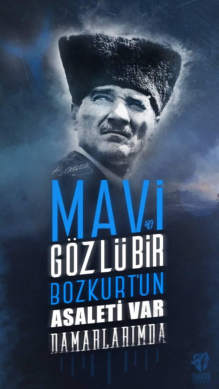 ataturk-bozkurt wallpaper by bilgeist - WA77UV42UQ4YA