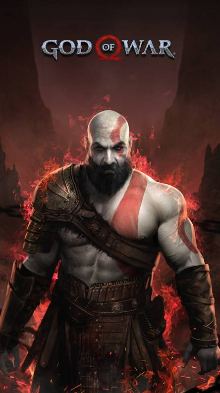 Kratos God Of War Ringtones And Wallpapers Free By Zedge