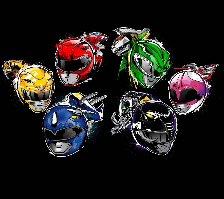 Mmpr Power Rangers