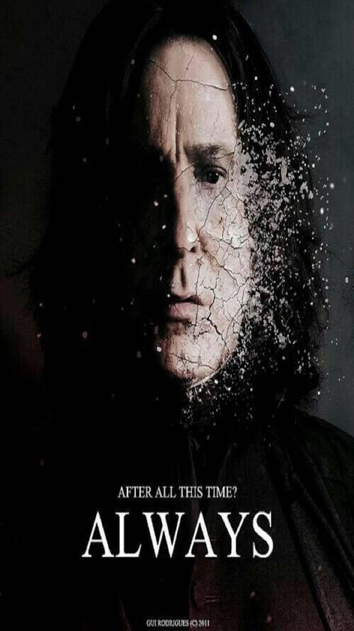 Severus Snape Always Wallpaper By Oobliviate 20 Free On