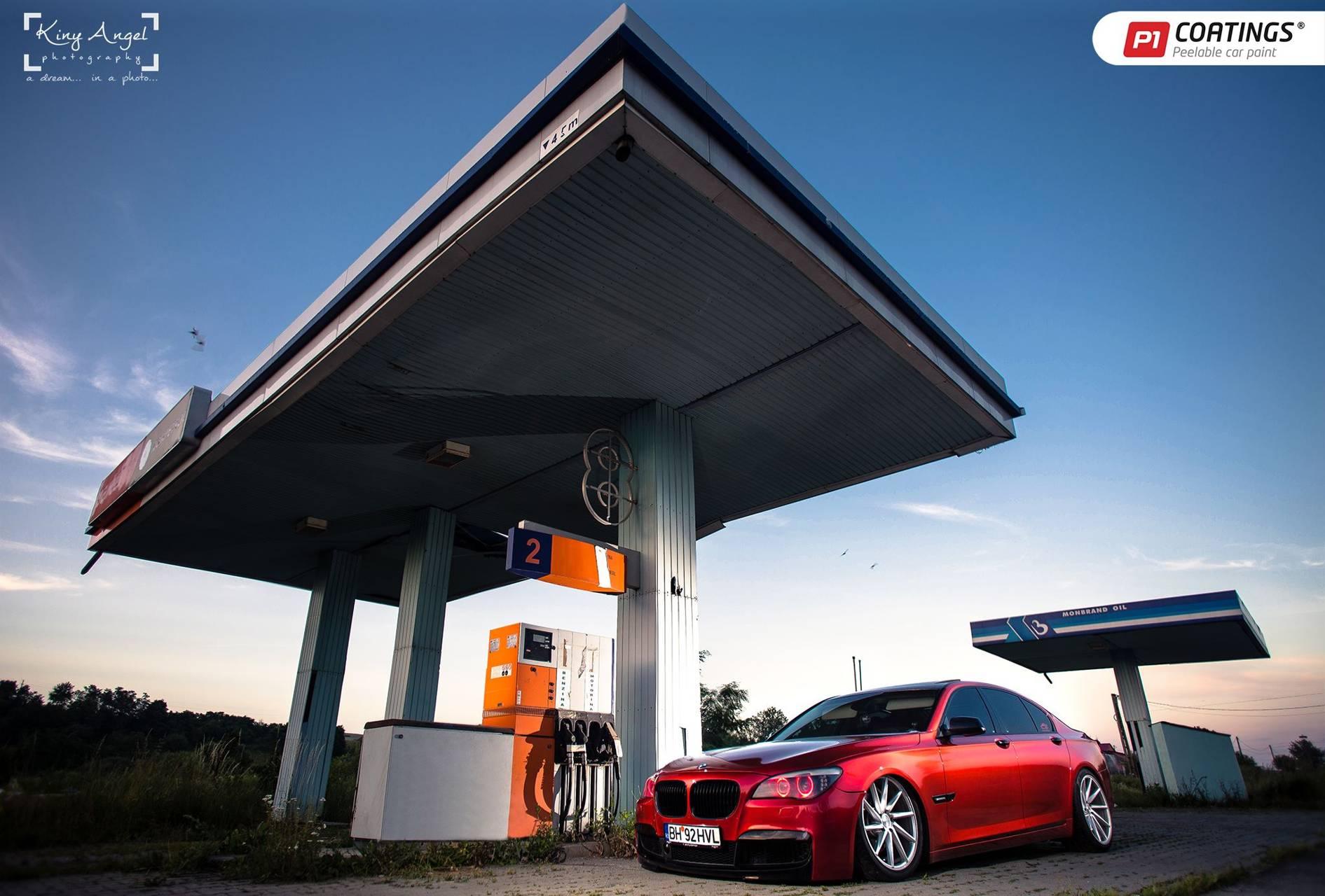 BMW F01 GajuKYD