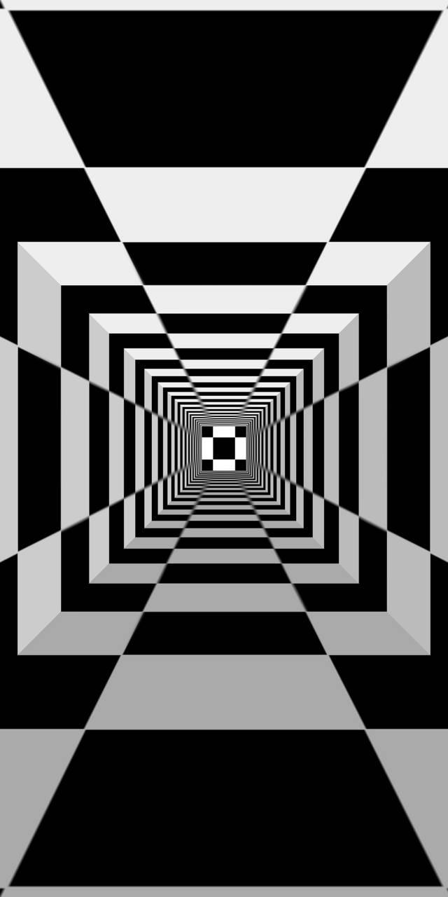 Square Tunnel 32