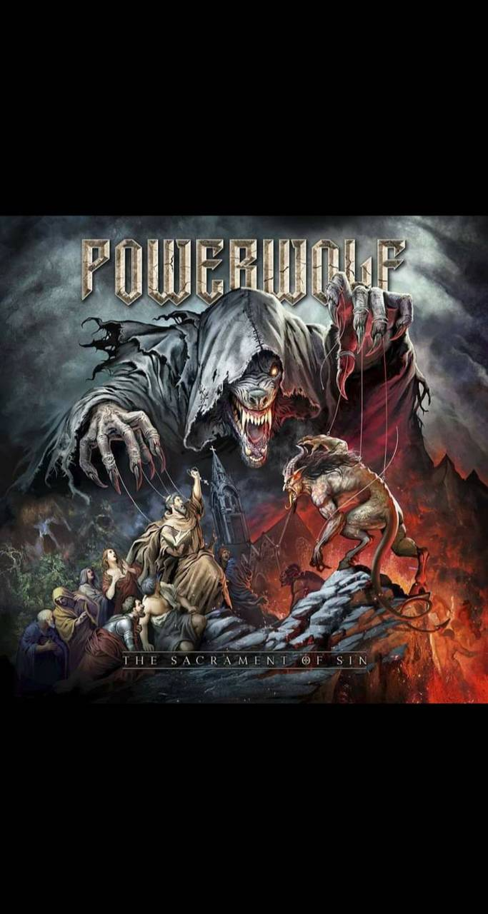 Powerwolf Demons