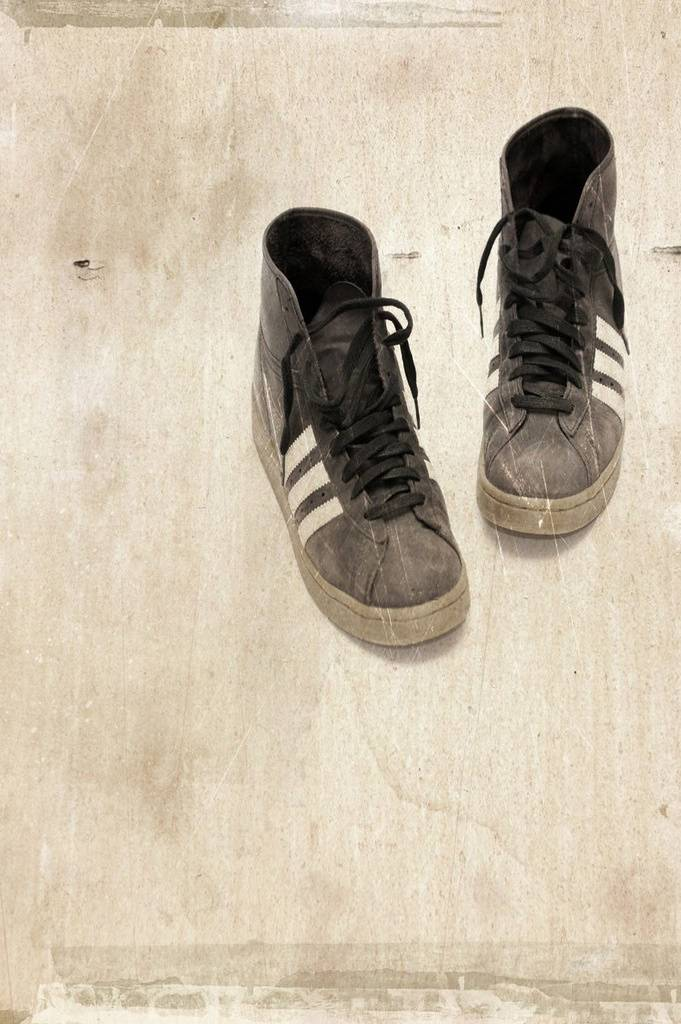 Grungy Sneakers