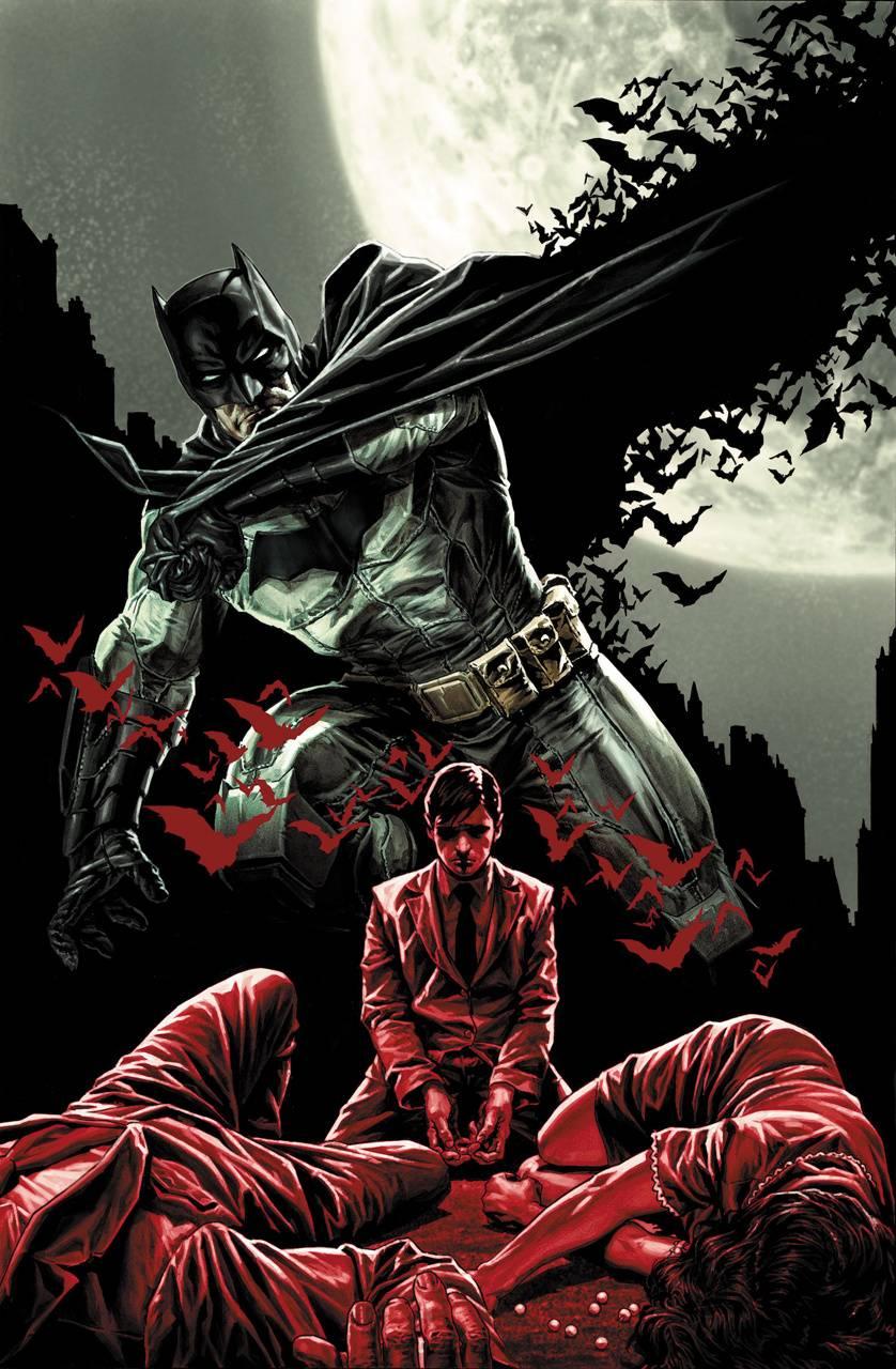 Batman Wayne Dead