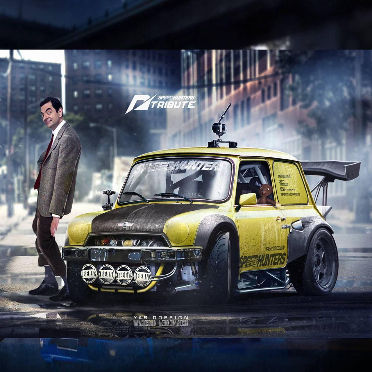 Mr Bean Car