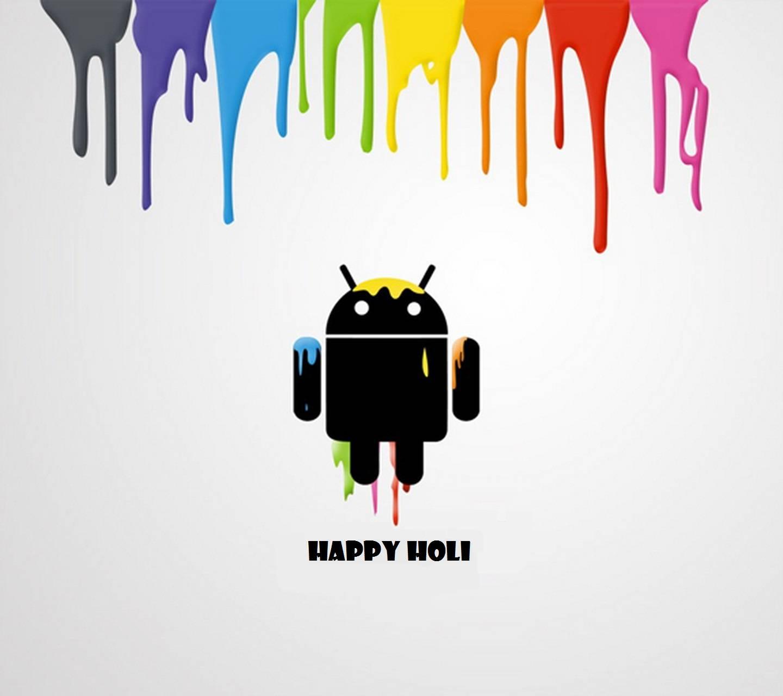 Android Holi