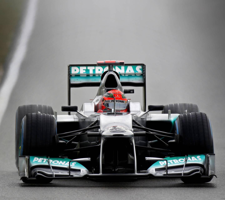 Schumacher Rain