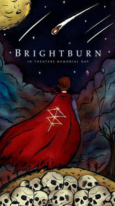 Brightburn Ringtones And Wallpapers Free By Zedge