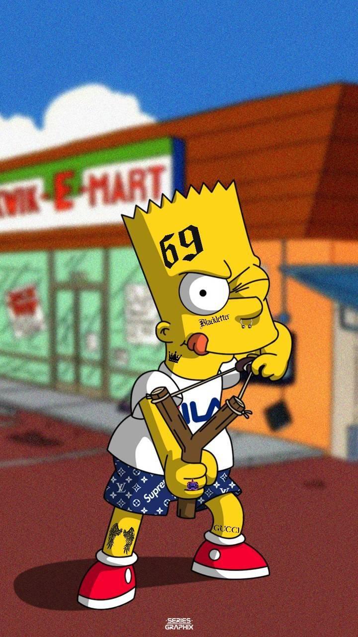 Bart Simpson Wallpaper By Lotorex C1 Free On Zedge