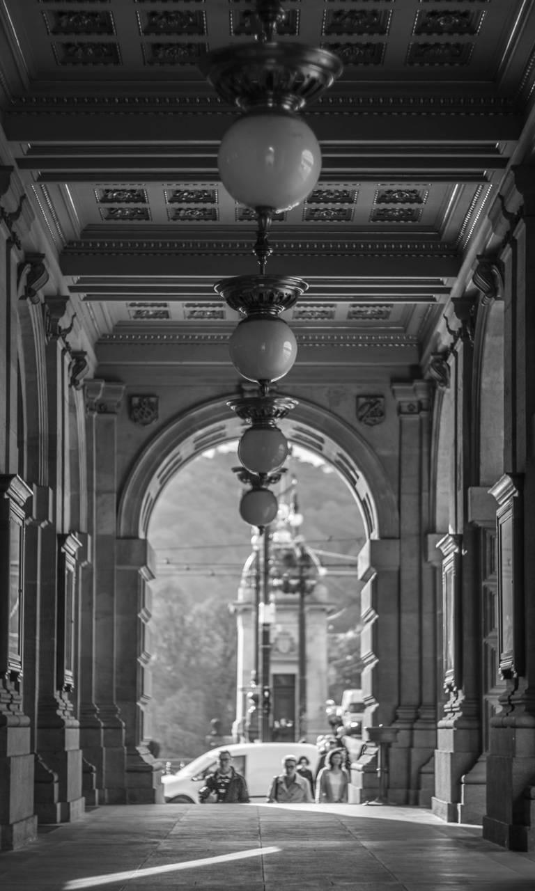 Prague Passageway