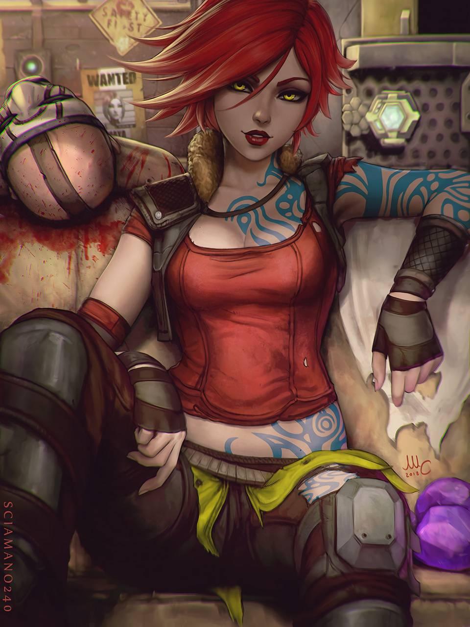 BL3 Lilith