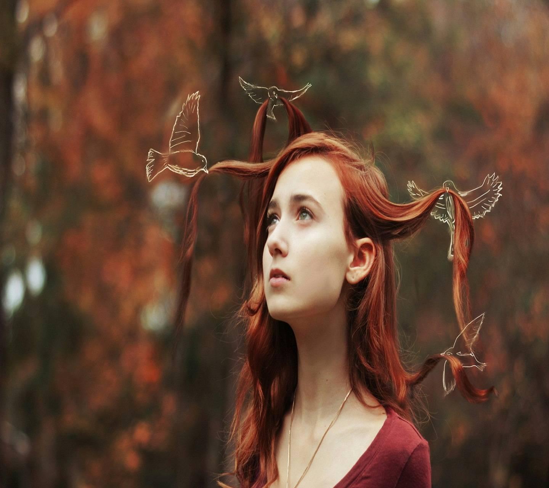 Girl Imagination