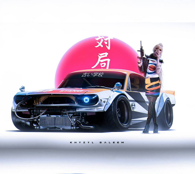 Japon Car