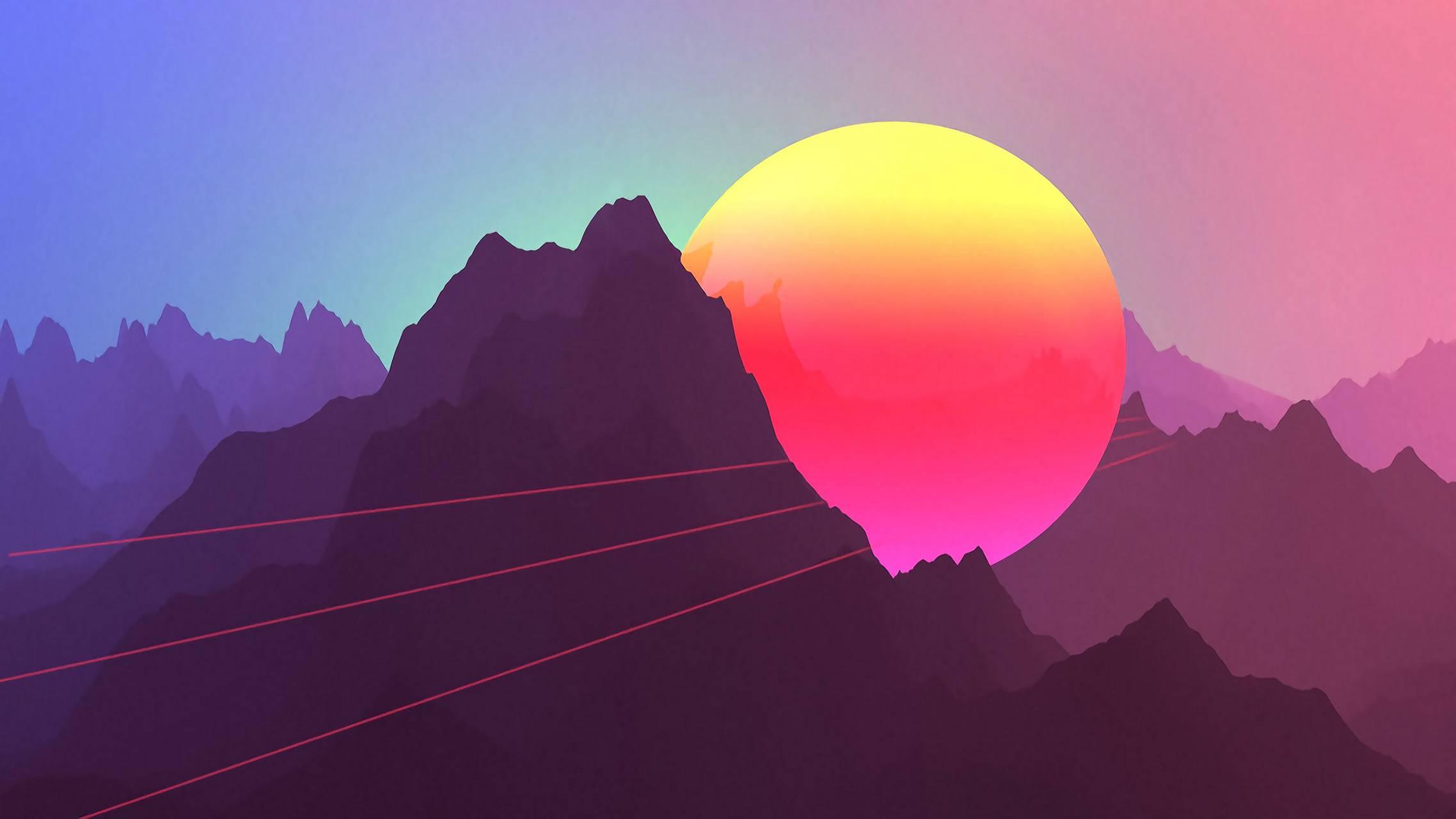 Neon Sunset