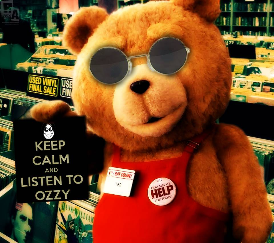 Ozzy Ted