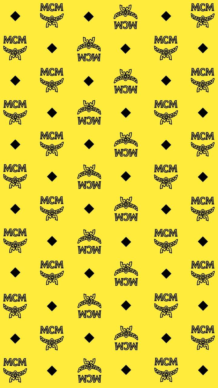 Yellow Mcm Wallpaper By Souljahp 43 Free On Zedge