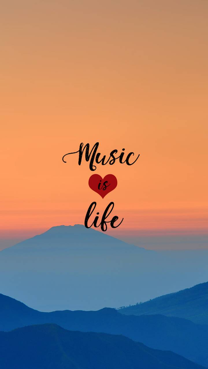 Music Is Life Wallpaper By Princewaleed22 Eb Free On Zedge