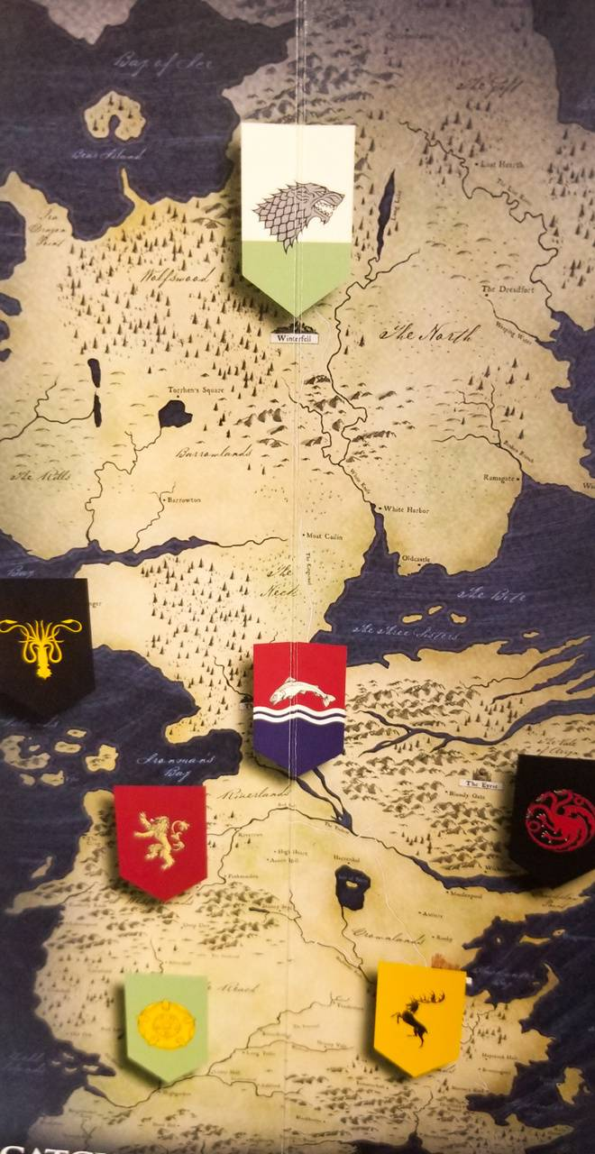 Game Of Thrones Map Wallpaper By Jadedartboutique F5 Free On