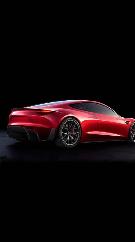 Tesla Roadster Wallpapers Free By Zedge