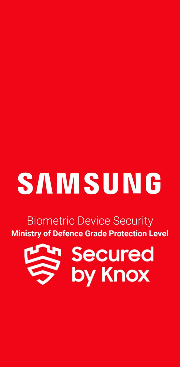 Samsung Red Knox