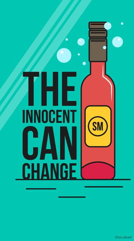Innocent can change