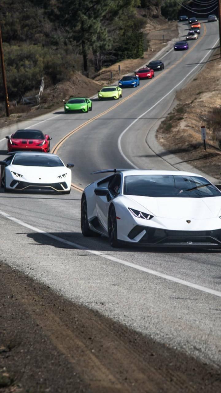 Lamborghini Crew