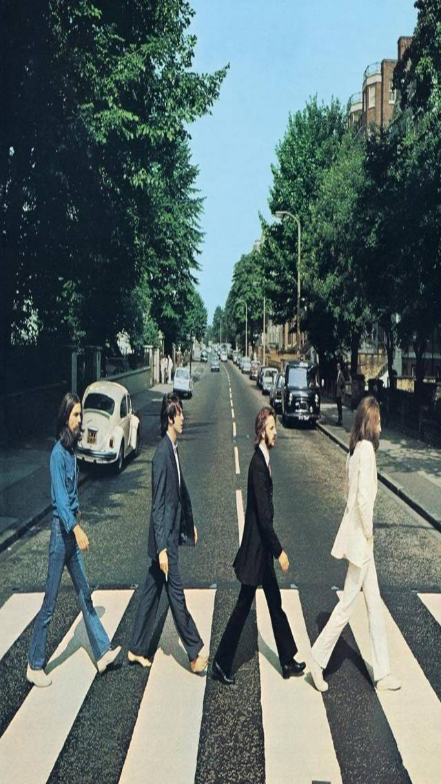 Abbey Road Wallpaper By GAELEFRAIN1100