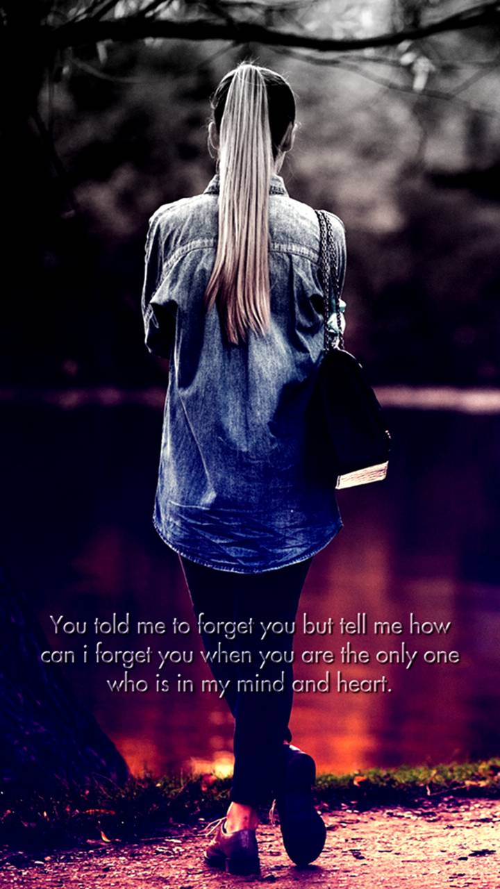 How To Forget You