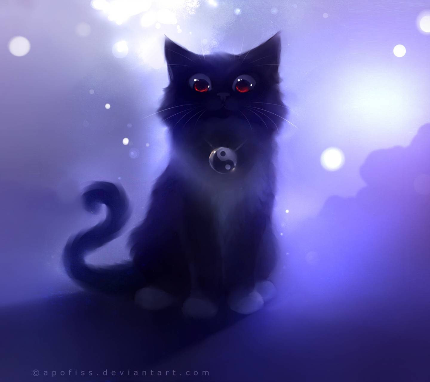 Anime cat wallpaper by jd bowers 52 free on zedge - Anime cat wallpaper ...