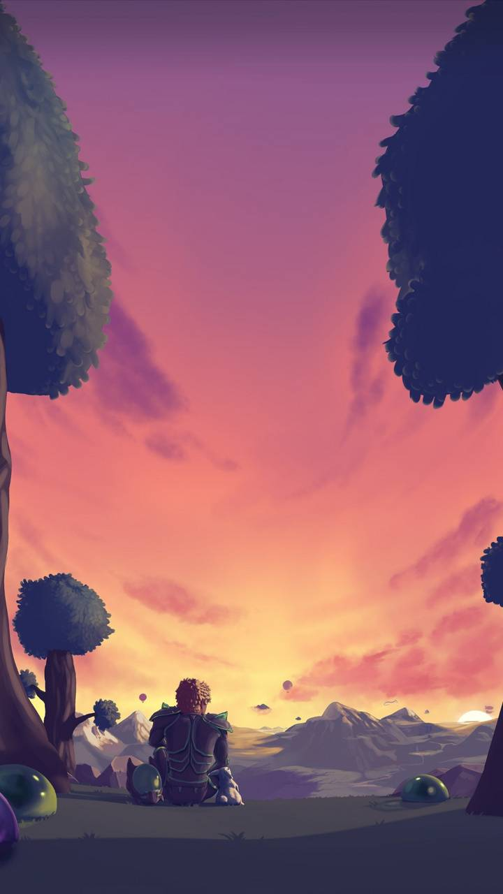 Terraria Journey End