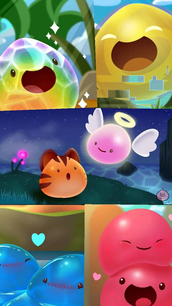 Slime Rancher Squad Wallpaper By Bloonsdoge 2e Free On