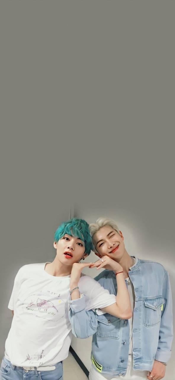 Tae And Namjoon