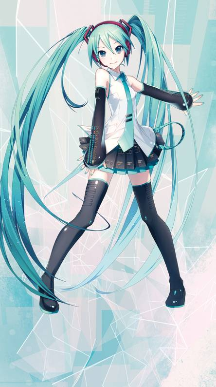 hatsune miku wallpaper for android