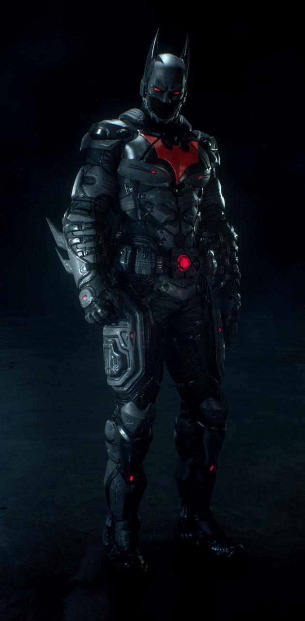 Batman Beyond Suit
