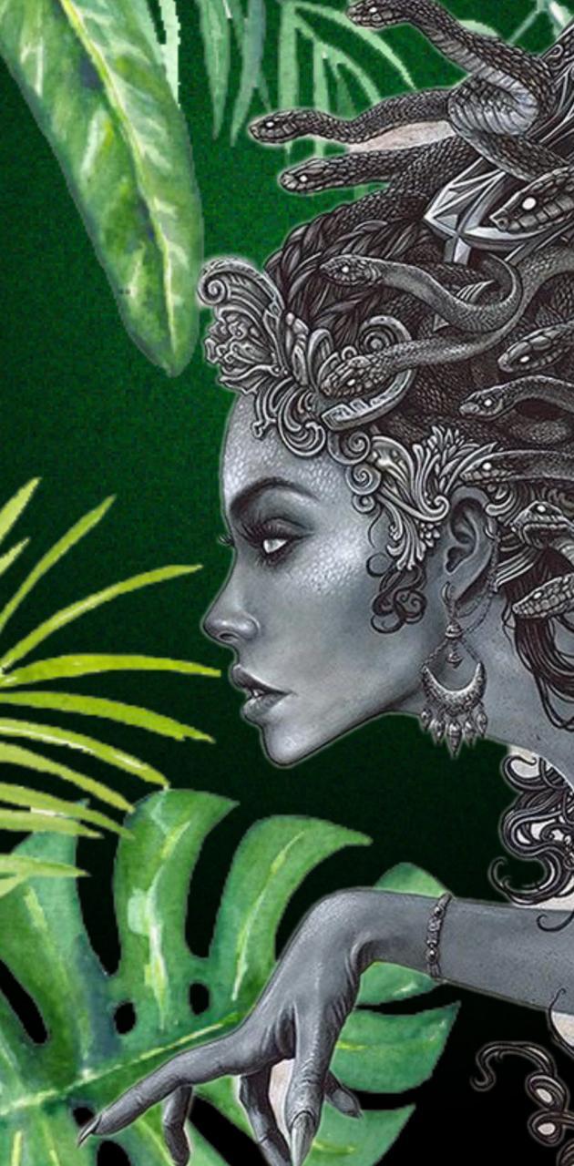 Medusa forests