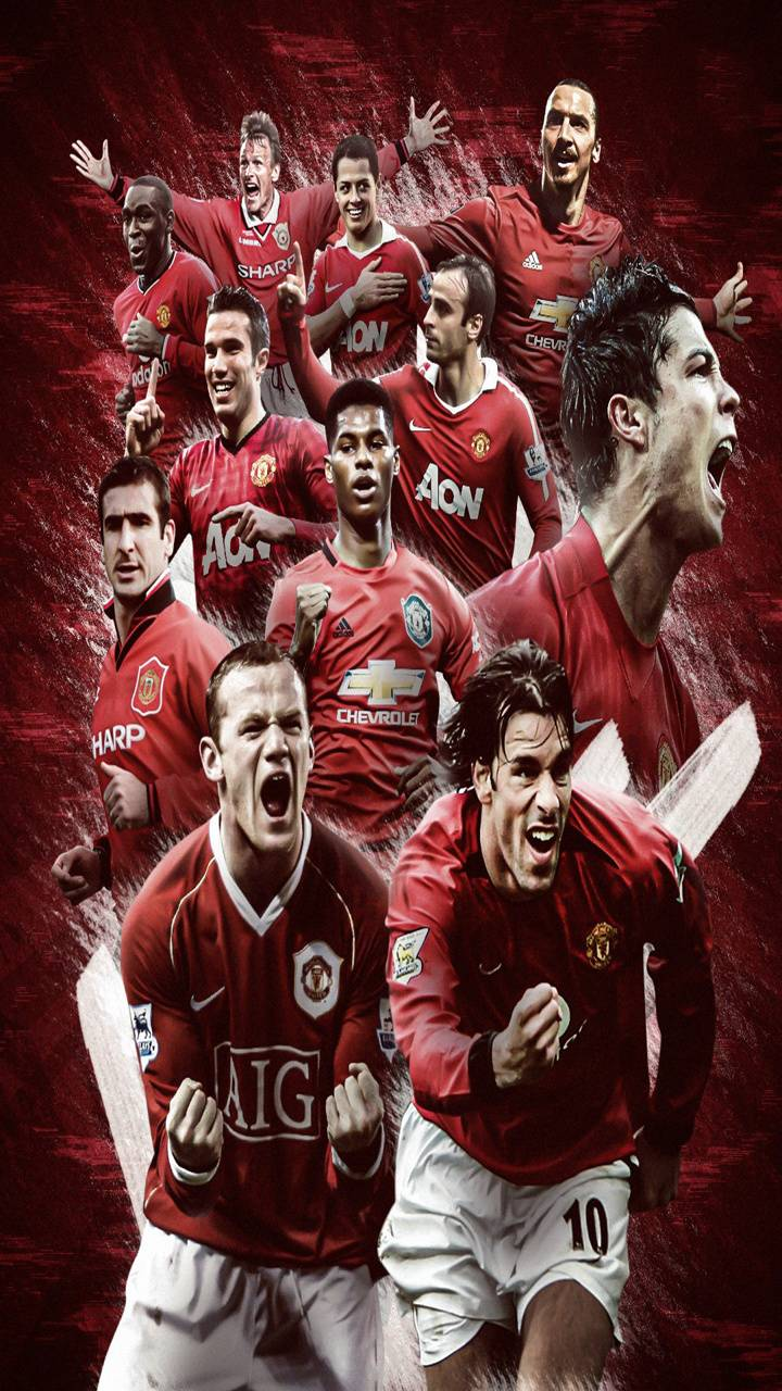 Manchester United FC wallpaper by Blue2928 - 58 - Free on ZEDGE™