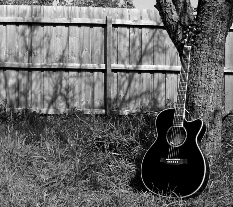 Alone Guitar Wallpaper By StyLish Boy