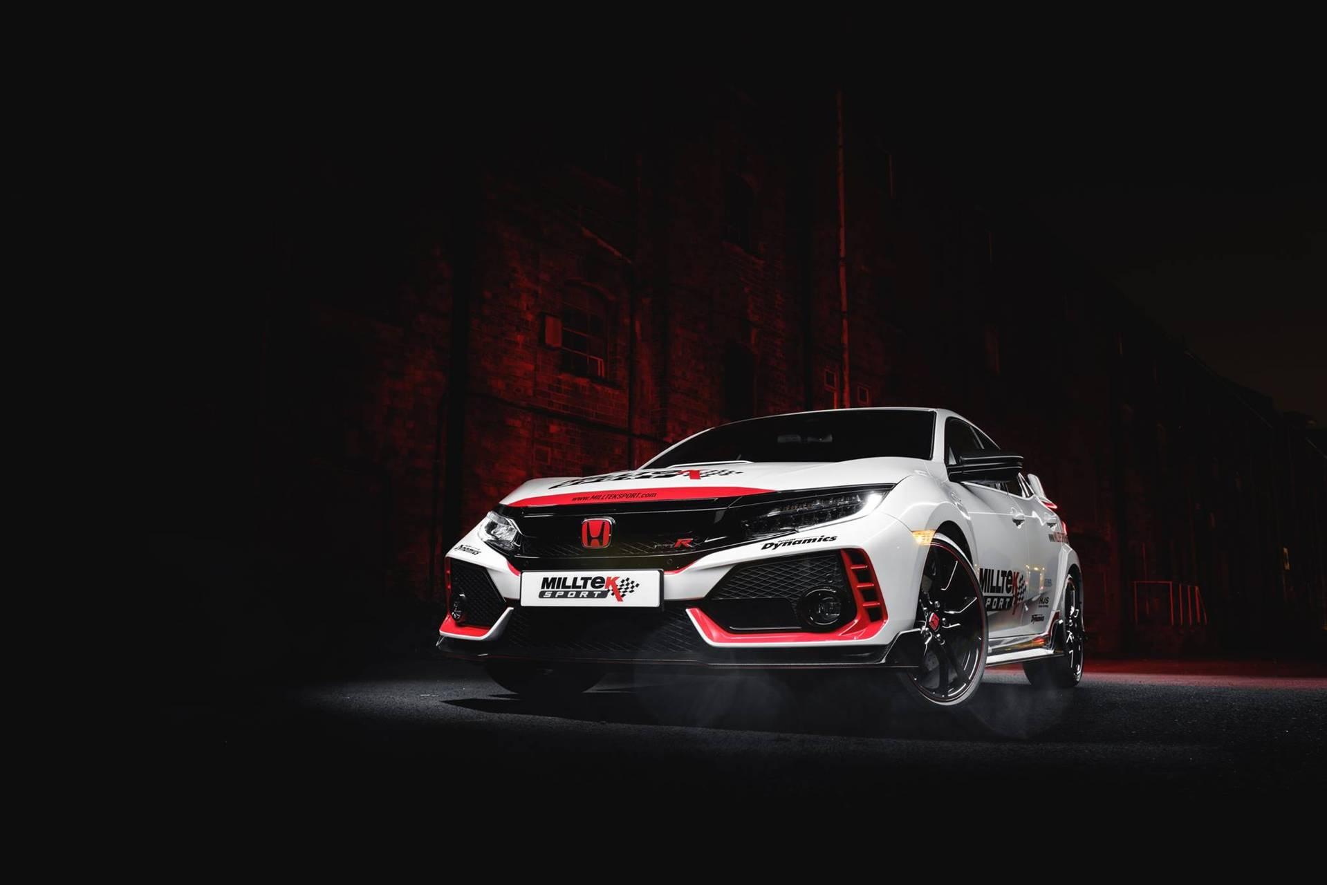 Honda Type R 2018