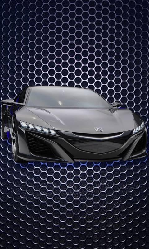 Honda Acura carbon