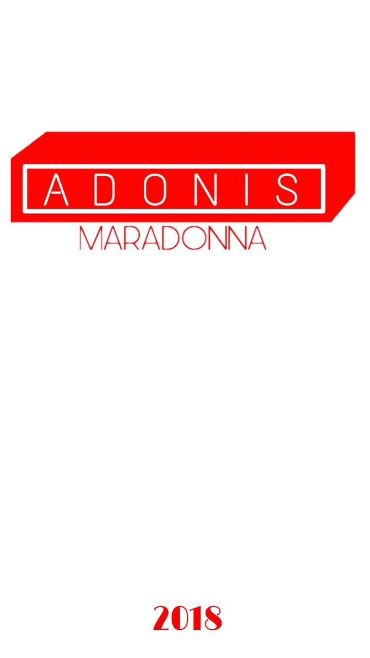 Adonis 2018 RED