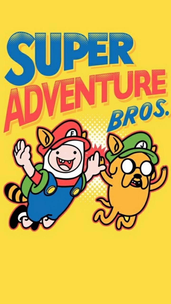 Super Adventure Bros