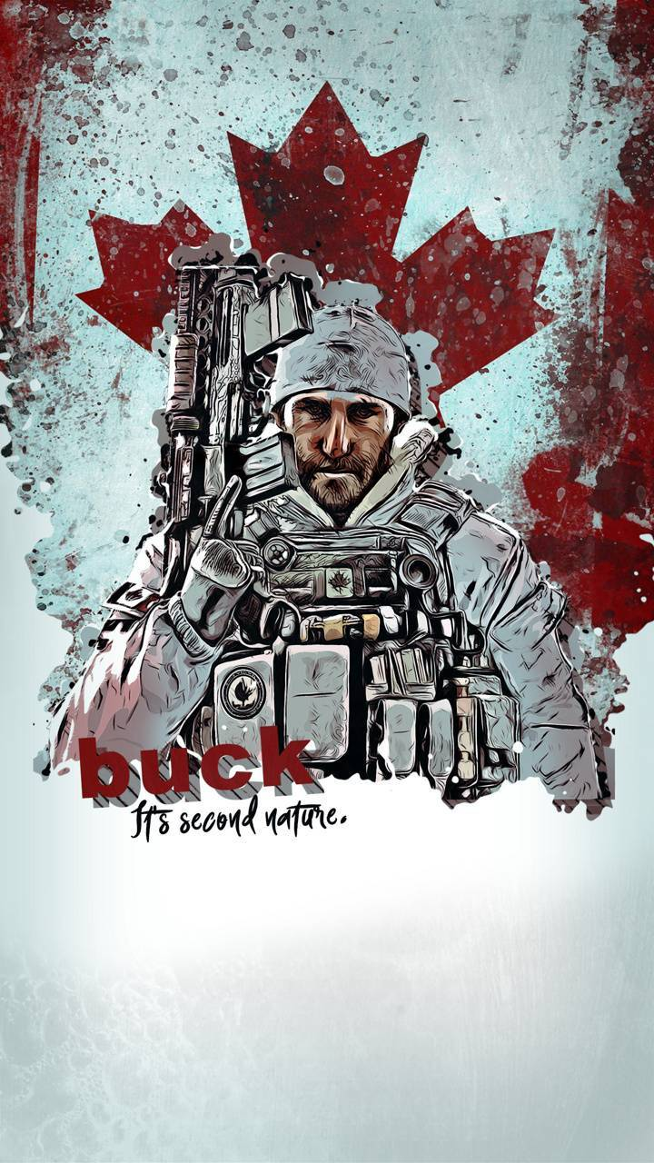 Rainbow Six Buck Wallpaper By Beratgorkem 2f Free On Zedge