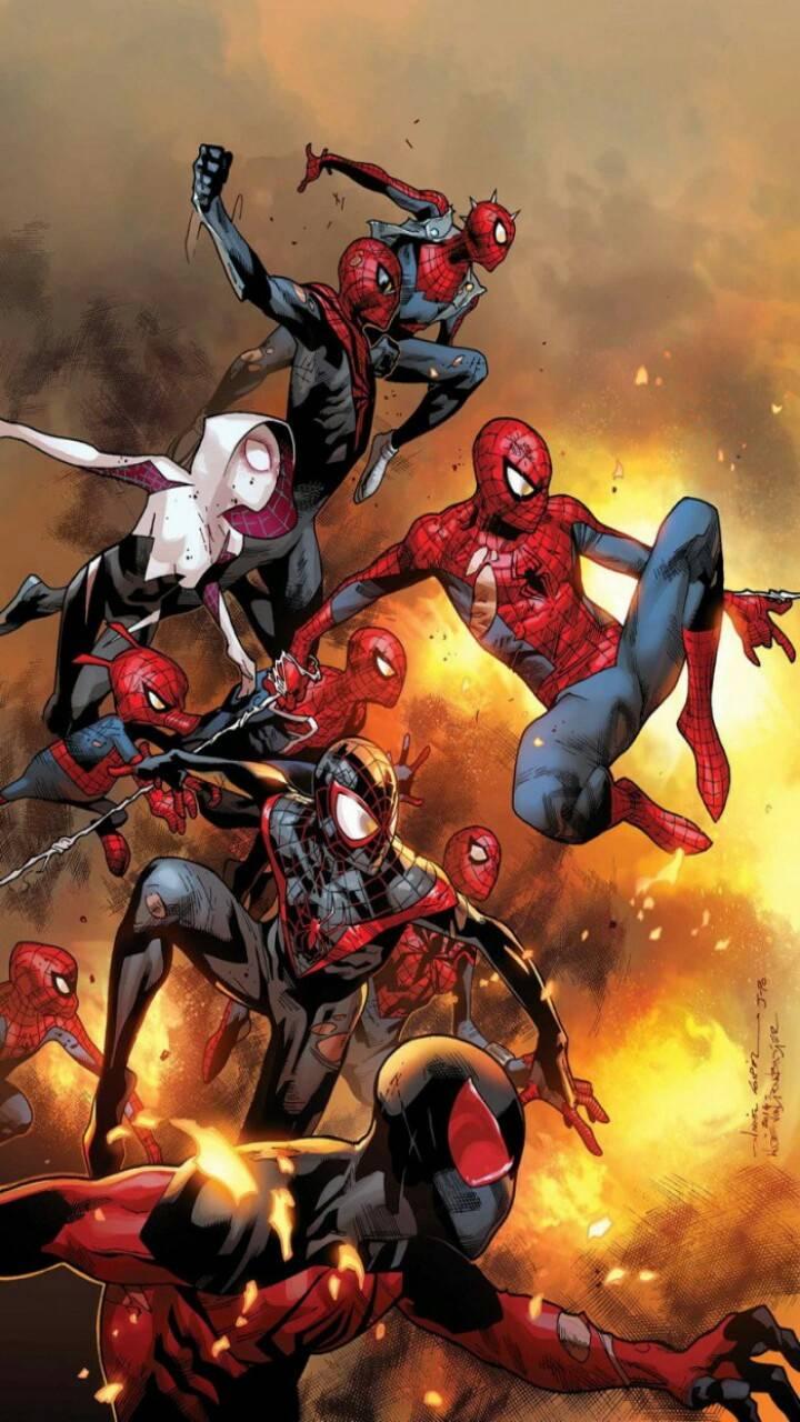 The Spider-Man Clan
