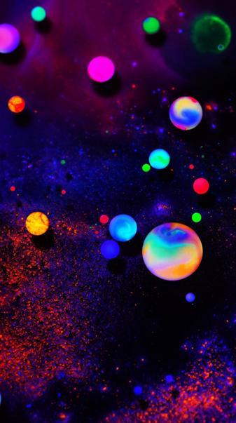 4K Bubble Balls